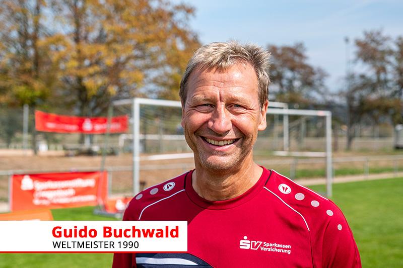Guido Buchwald - Weltmeister von 1990