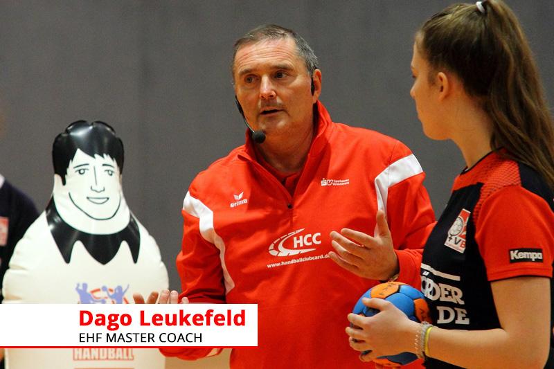 Dago Leukefeld - EHF Master Coach Handball