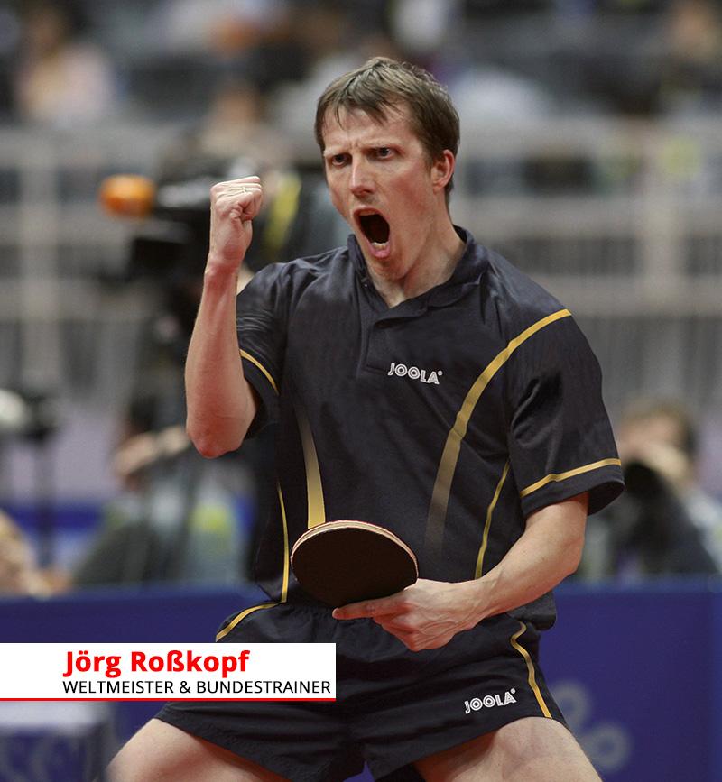 Jörg Roßkopf - Weltmeister und Bundestrainer
