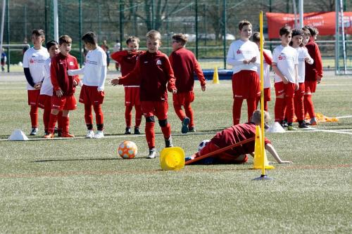 Fussballcamp 11