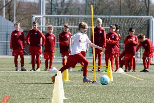 Fussballcamp 15