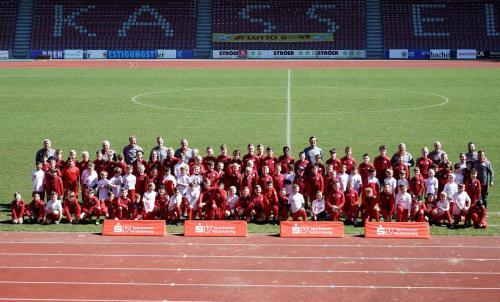 Fussballcamp 16