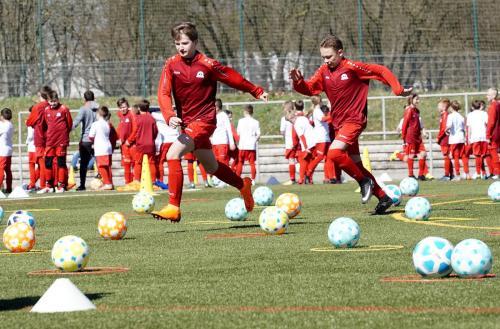 Fussballcamp KSV Hessen Kassel