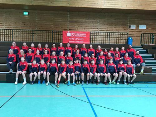 Handballcamp SV Germania Fritzlar