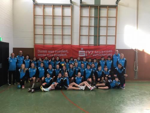 Handballcamp HSG Wesertal